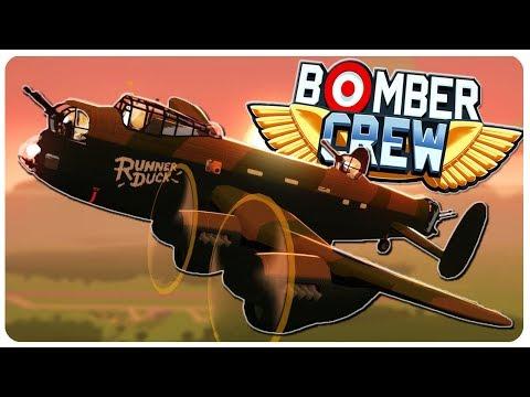 BOMBER PLANE vs GIANT SUBMARINES BATTLE! | BOMBER CREW Gameplay