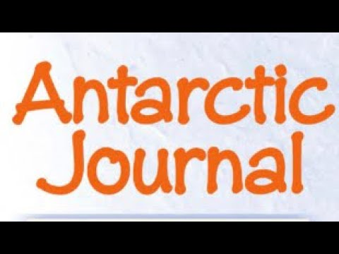 ANTARCTIC JOURNAL Journeys AR Read Aloud Fourth Grade Lesson 13
