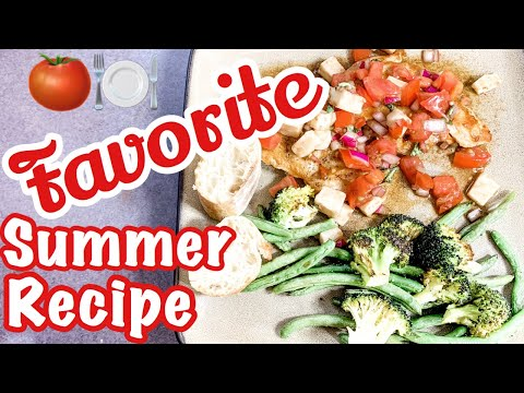grilled-bruschetta-chicken-//-my-favorite-summer-recipe!-//-skinnytaste-recipe