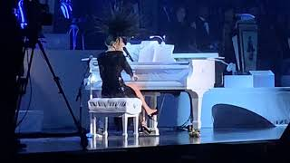 Lady Gaga - Poker Face (Jazz & Piano concert on June 9, 2019 at Park MGM in Las Vegas)
