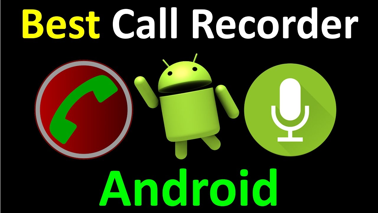 Best Call Recorder App For Android 2016 2017 Free And Paid Youtube Simple Telephone