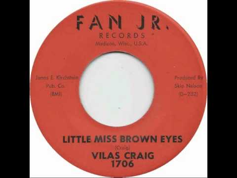 Vilas Craig Little Miss Brown Eyes