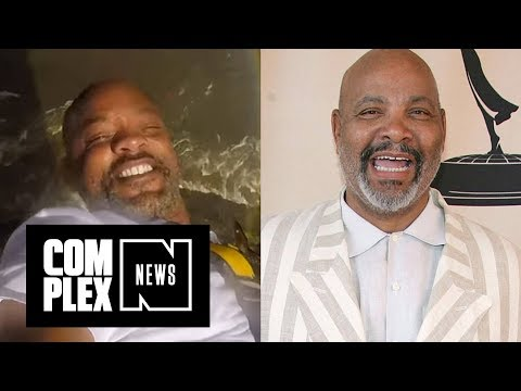 Will Smith Got Deep When Asked About The Photo Where He Looks Like Uncle Phil