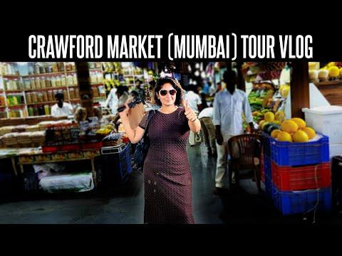 Crawford Market Shopping Guide | Zaveri Bazaar | Wedding Cloths, Cosmetics & Dry Fruits