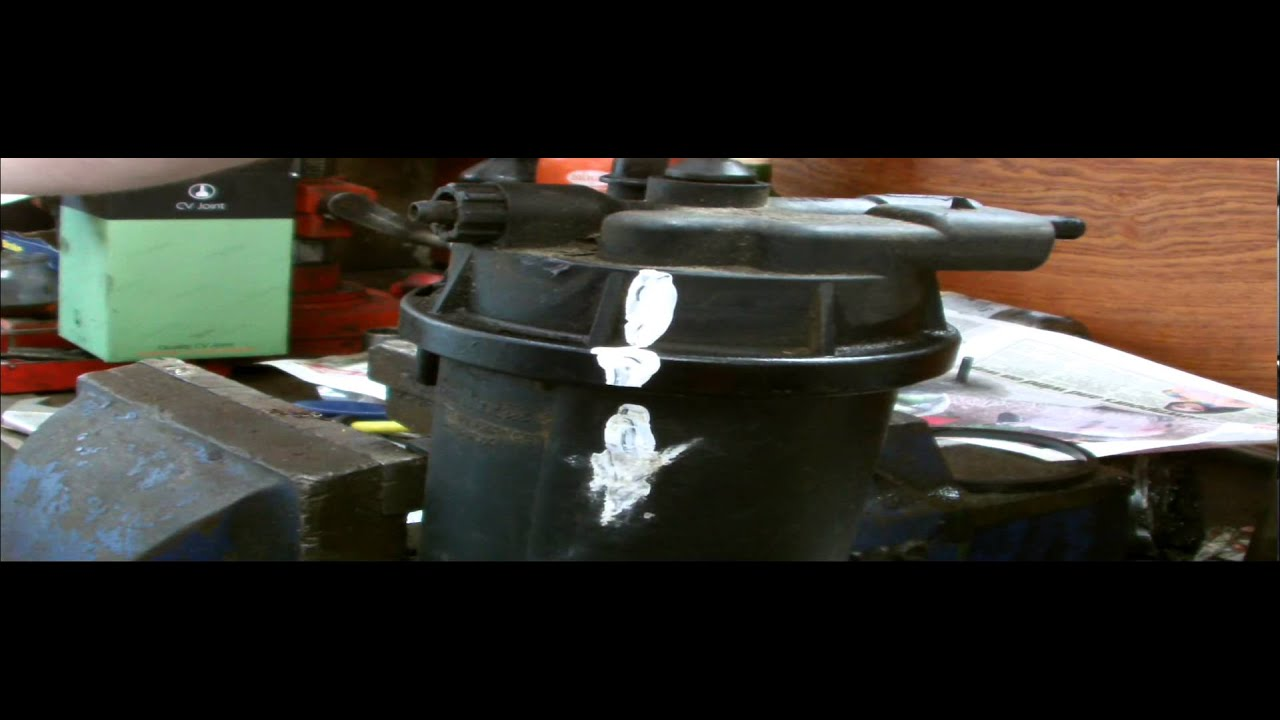 Renault Fuel Filter Replacment19dci Youtube 2007 Bmw Location