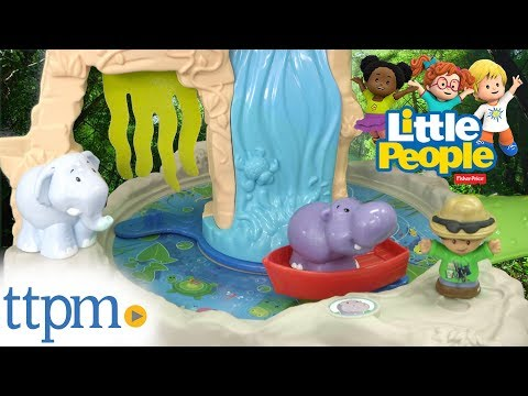 Little People Share & Care Safari From Fisher-Price