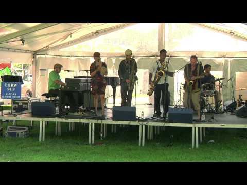 Souljazz Orchestra: TD Canada Trust Sunfest 2012