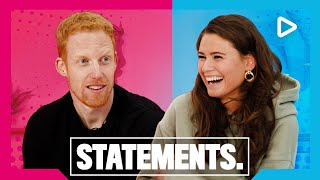 Michelle over onzeker zijn, seksspeeltjes en waarom ze de Telegraaf niet leest - STATEMENTS. | SLAM!