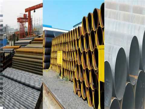 ASTM A 252 SSAW STEEL PIPE,China High Quality Best Price ssaw steel pipe Manufacture