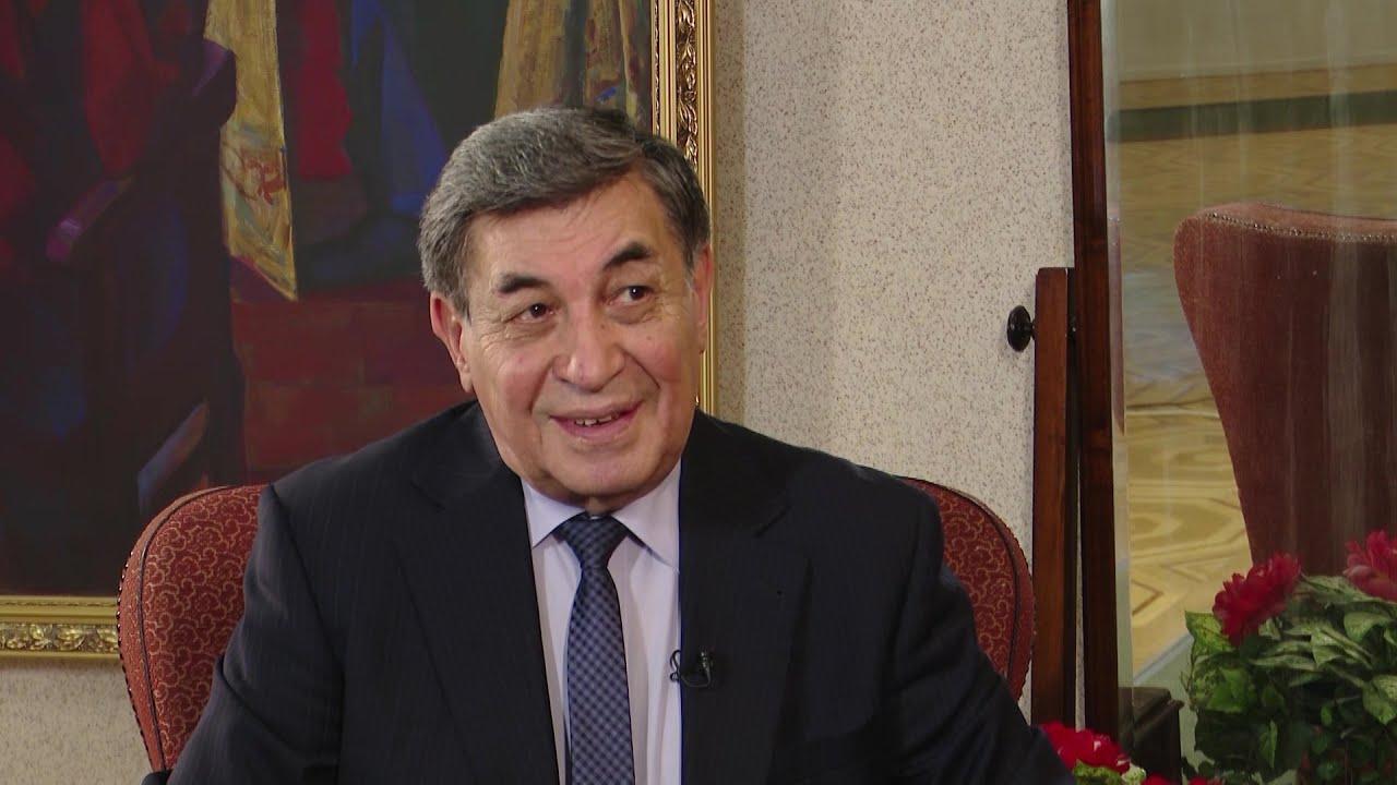 Завтра на телеканале «Башкортостан 24» гостем программы «Млечный путь» станет Олег Ханов