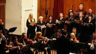 Pergolesi : Missa Romana -``Gratias``, Vokalni ansambl ``Oktoih`` i Maestro Sasha Spasic