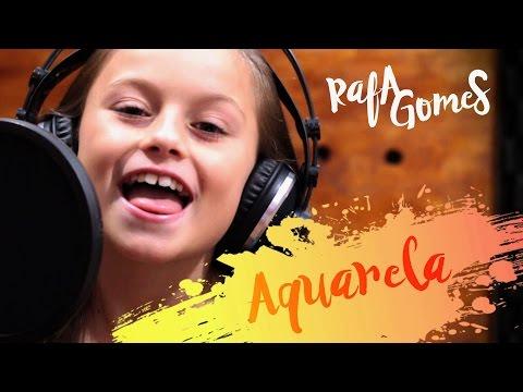 Aquarela Toquinho - Cover RAFA GOMES
