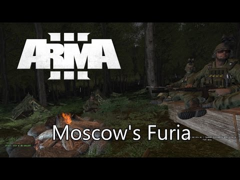 """Arma 3 Coop LIVE ACE3 & MCC: """"Moscow's Furia"""""""
