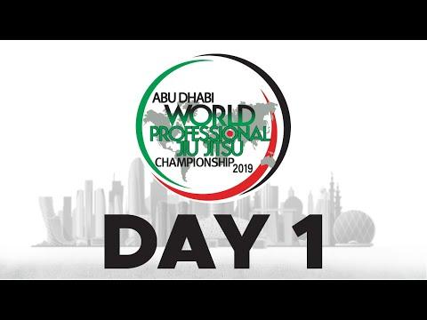 Abu Dhabi World Professional Jiu-Jitsu Championship - Day 1