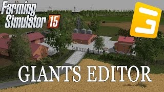 Jak zrobić własną mapę w FS 15? / Giants Editor TuT - Nawigowanie