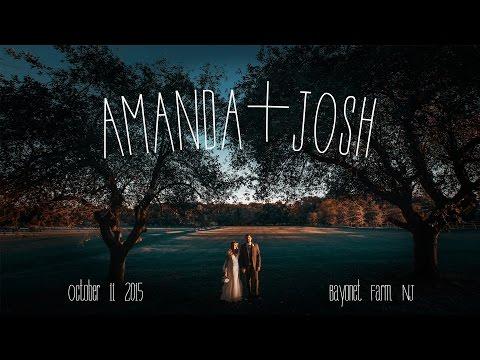 AMANDA + JOSH - Wedding - 10•11•15 - Bayonet Farm NJ