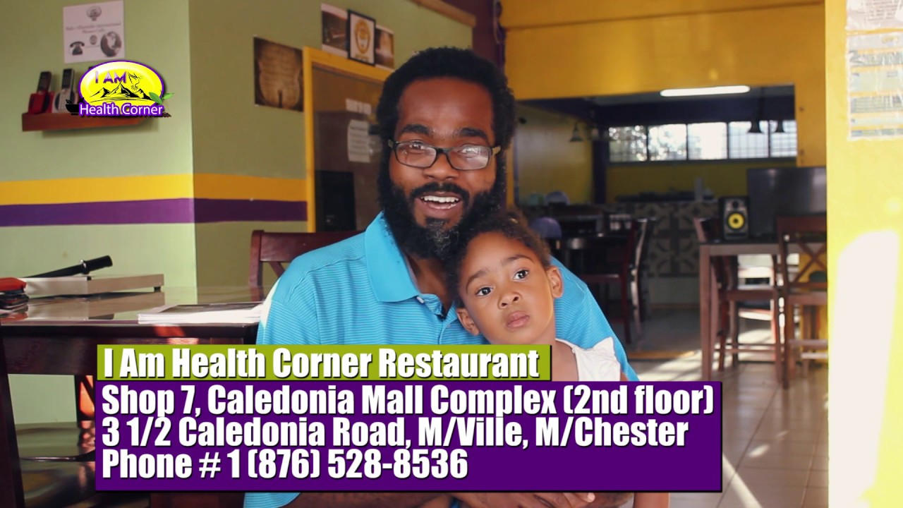 I Am Health Corner Restaurant Intro