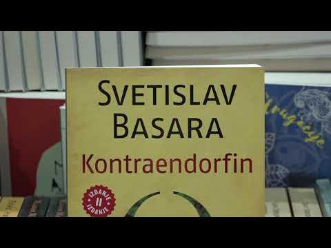 "Dobitnik NIN-ove nagrade je roman ""Kontraendorfin"" Svetislava Basare basara Kontraendorfin, mi a fene? hqdefault"
