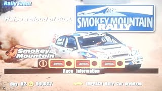 Gran Turismo 3: A-Spec - Part #20 - Smokey Mountain (Rally)