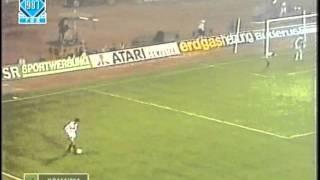 Вердер - Спартак М. КУЕФА - 1987/88