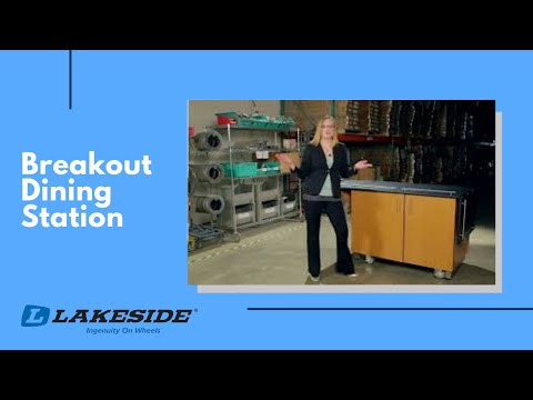 Lakeside - Breakout Dining Station