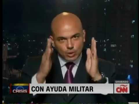 Clíver Alcalá: Al designar a Padrino López, Maduro reconoció su fracaso. CNN en Español
