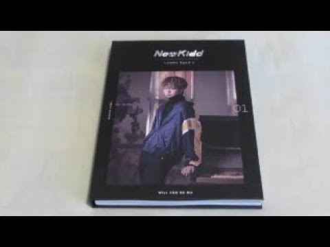 (Unboxing) [NewKidd] Lemme Spoil U 1st Single Preview Album Will You Be Ma