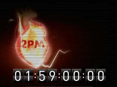 2pm - 기다리다 지친다  (Getting Tired of Waiting) Preview