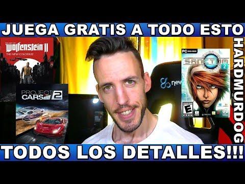 ¡¡¡JUEGA GRATIS A TODO ESTO PS4/XBOX ONE/PC!!! Hardmurdog - Noticias - 2017 - Español