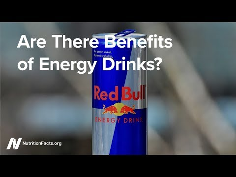 Are There Benefits of Energy Drinks?