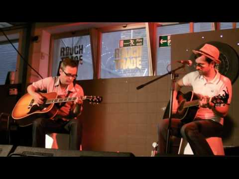 The Bluetones - Slight Return (acoustic) (Rough Trade East, 2nd June 2010)