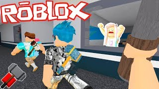 SE SACRIFICA POR ÉL l FLEE THE FACILITY l ROBLOX