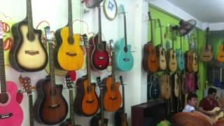 Bán đàn guitar giá tốt nhất Hà Nội (12/12/15)