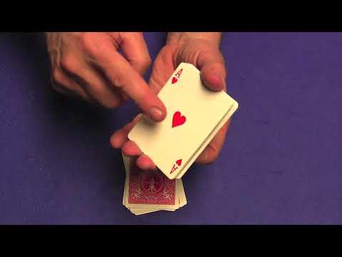 Learn An EASY CARD TRICK