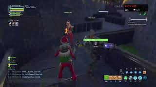 Fortnite save the world giveaway building my homebase for wargames