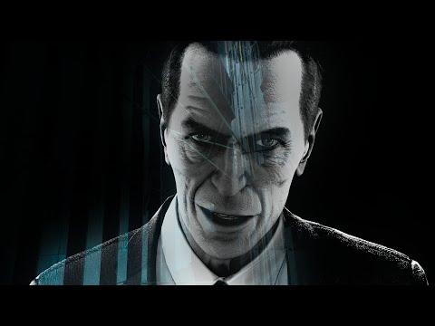 Half-Life 2's Intro With HL:Alyx's G-man [SFM]