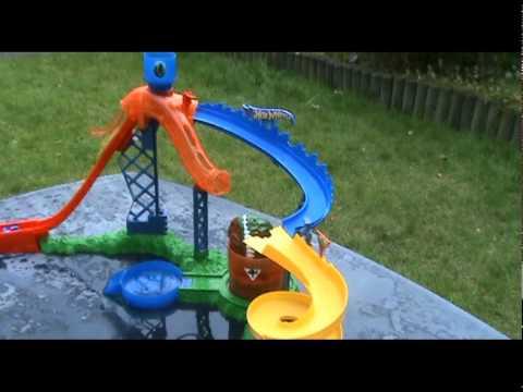 Action Movie - Piranha Attack (Hot Wheels)