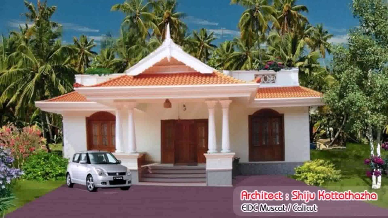 Kerala style house plans below 1500 sq feet youtube for House plans below 1500 sq ft kerala model