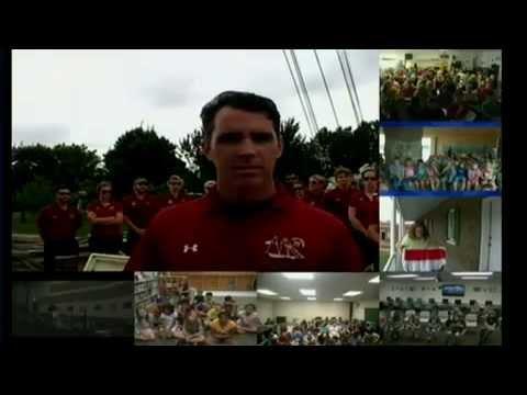 Star Spangled Banner Living Flag Distance Learning Program