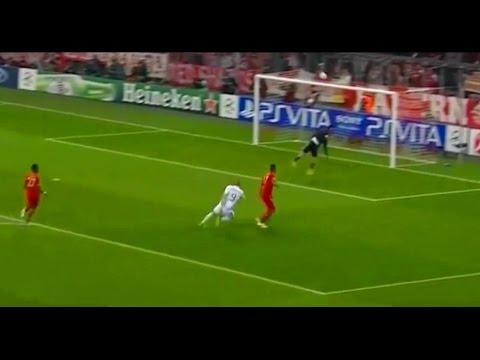 ● Manuel Neuer Fantastic Save│Bayern Munich - Real Madrid 2-1