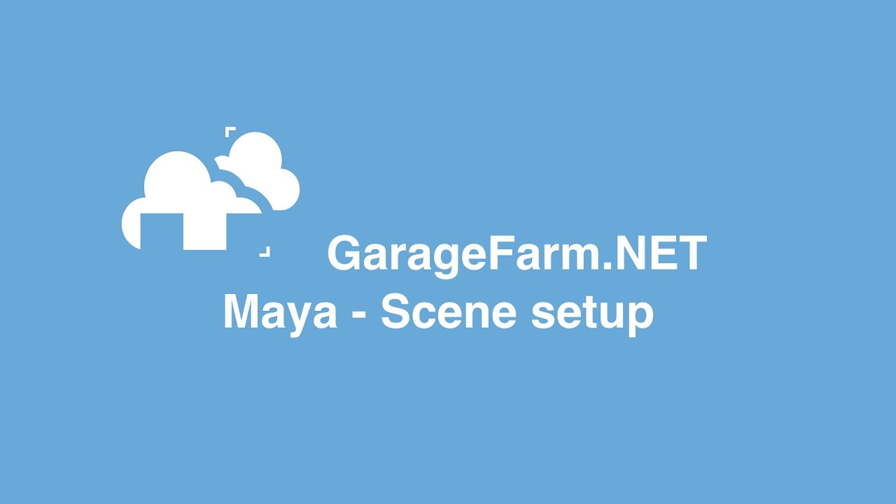 Maya Render Farm | GarageFarm NET Render Farm