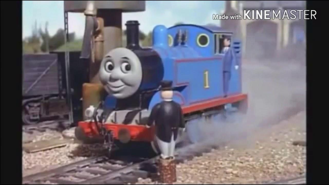 Thomas Und Die Lokomotive