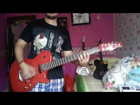 No Future - Blink 182 (guitar cover by Agam MUSIKECIL) Cort MBC1