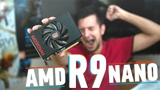 AMD R9 Nano: обзор видеокарты