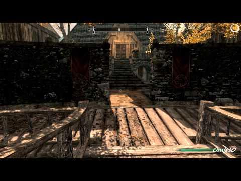 Skyrim HearthFires. Прохождение. Как завести семью и начать строить дом.