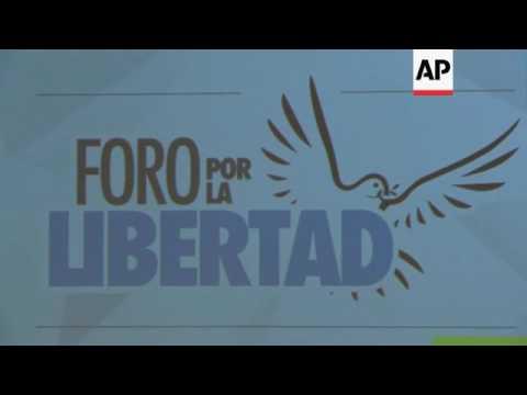 Arias says Chavez and Maduro  damaged Venezuela