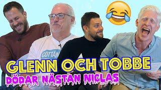 Den som skrattar förlorar #58 – med Tobbe och Glenn Hysén