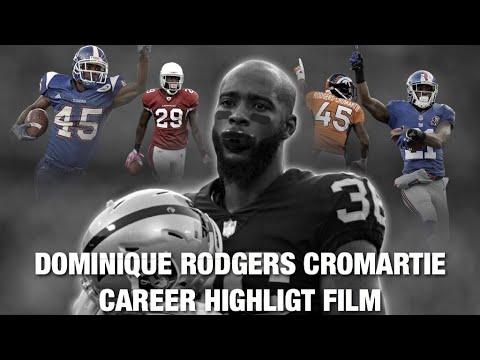 Dominique Rodgers Cromartie Full Career Highlight Film