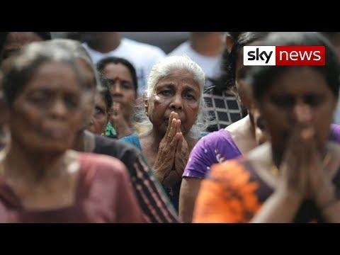 Sri Lanka's mourning begins