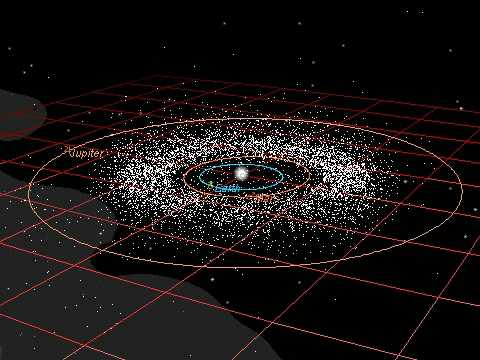 Asteroid Belt - YouTube